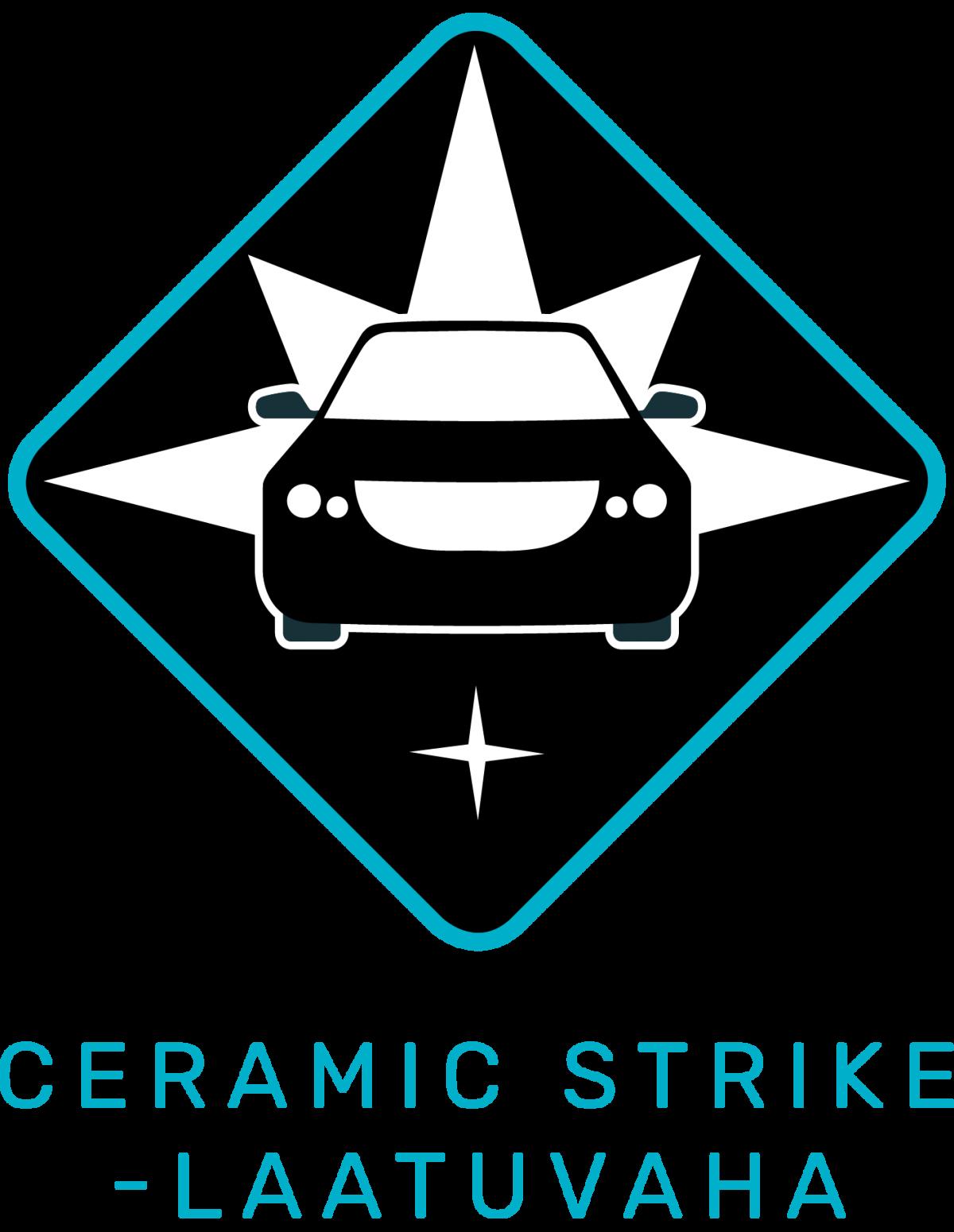 Ceramic Strike -laatuvaha ikoni